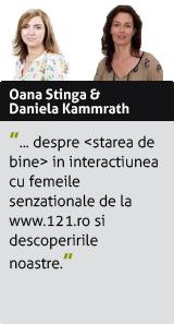 Oana Stinga & Daniela Kammrath